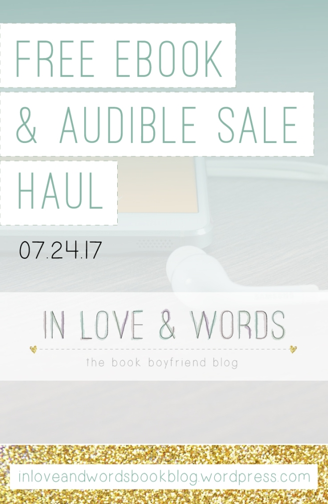 free-ebook-audible-sale-haul