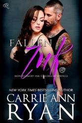 Fallen Ink (Montgomery Ink- Colorado Springs #1) by Carrie Ann Ryan