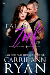 Fallen Ink (Montgomery Ink- Colorado Springs #1) by Carrie Ann Ryan